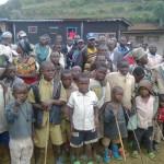 Congolese Tutsi Refugees in Rwanda in March 2013