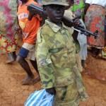 Child Soldier in DRC