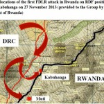 FDLR First Attack Map