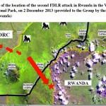 FDLR Second Attack Map
