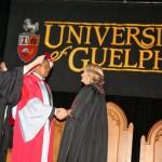 Tanzanian President Jakaya Kikwete Receiving Honorary Doctorate from University of Guelph. Sep 20, 2013