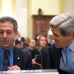 John Kerry and Russ Feingold