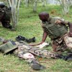Alleged Body of NKundukuri Butera