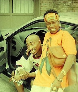 Afeni Shakur Davis, Tupac Shakur's mother, has passed away