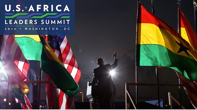 US-Africa Leaders Summit Washington 2014