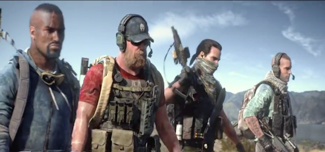 Ubisoft E3 2016: Tom Clancy's Ghost Recon, Just Dance 2017, more games and VR releases