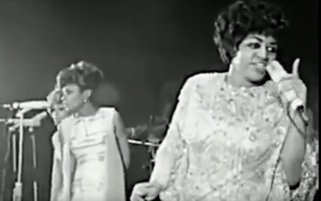 Aretha Franklin, The Queen of Soul - I never Loved A Man(the Way I love You)