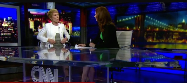 Barbara Corcoran Talks to CNN's Erin Burnett