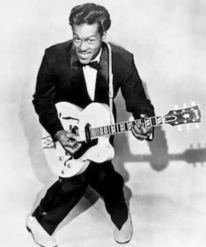 Chuck Berry, Johnny B. Goode, Getty Images