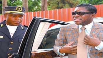 Equatorial Guinea Teodoro Nguema Settled Kleptocracy Case in US  in 2014