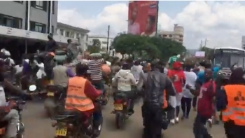 Kenyans erupt in joy after Supreme Court ruling annulling presidential elections results