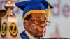 Robert Mugabe at a graduation ceremony, Nov 17, 2017