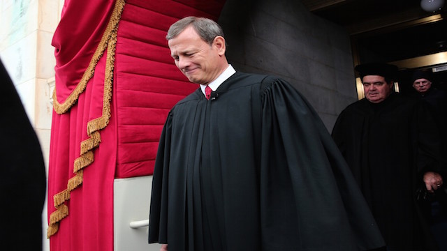 US Supreme Court  Chief Justice Roberts on ACA ruling