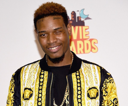 Rapper Willie Maxwell Fetty Wap's 3 hits have reached top 100 Billboards