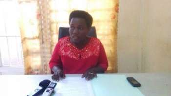 Imelde Sabushimike, First Twa Woman in the Burundi Government