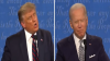 "Donald Trump and Joe Biden, Sep 29, 2020: ""Would You Shut Up Man"""