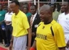 Rwandan General Paul Kagame and Burundian Pierre Nkurunziza Playing Soccer Before they Became Enemies